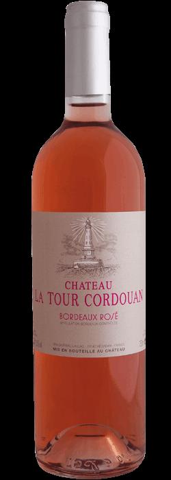 Grand vin de Bordeaux Rosé - Cuvée Château La Tour Cordouan Rosé