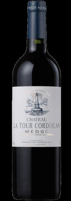 Grand vin du Médoc - Cuvée Château La Tour Cordouan
