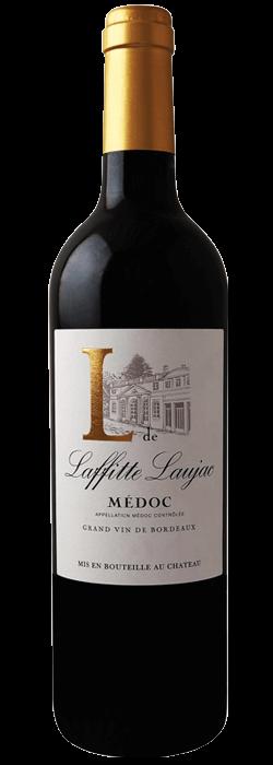 Grand vin du Médoc - Cuvée L. de Lafitte Laujac