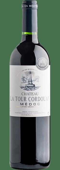 AOP Médoc La Tour Cordouan Château Laujac SM 2014