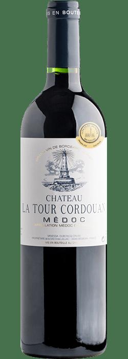 AOP Médoc La Tour Cordouan Château Laujac 2015