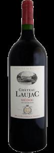 Grand vin du Médoc - Cuvée Château Laujac Cru Bourgeois Magnum
