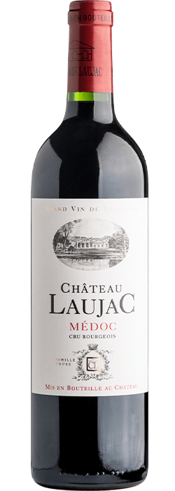 Grand vin du Médoc - Cuvée Château Laujac Cru Bourgeois