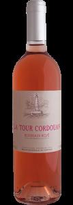 Rosé AOP Médoc La Tour Cordouan Château Laujac SM