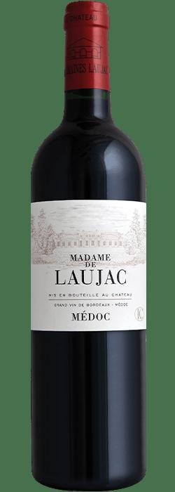 Madame de Laujac - Château Laujac